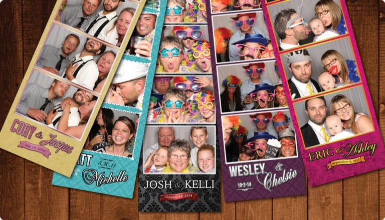 Photo-booth-strips